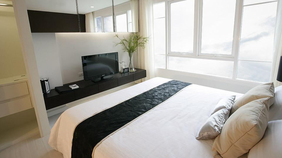 Condo Bedrooms