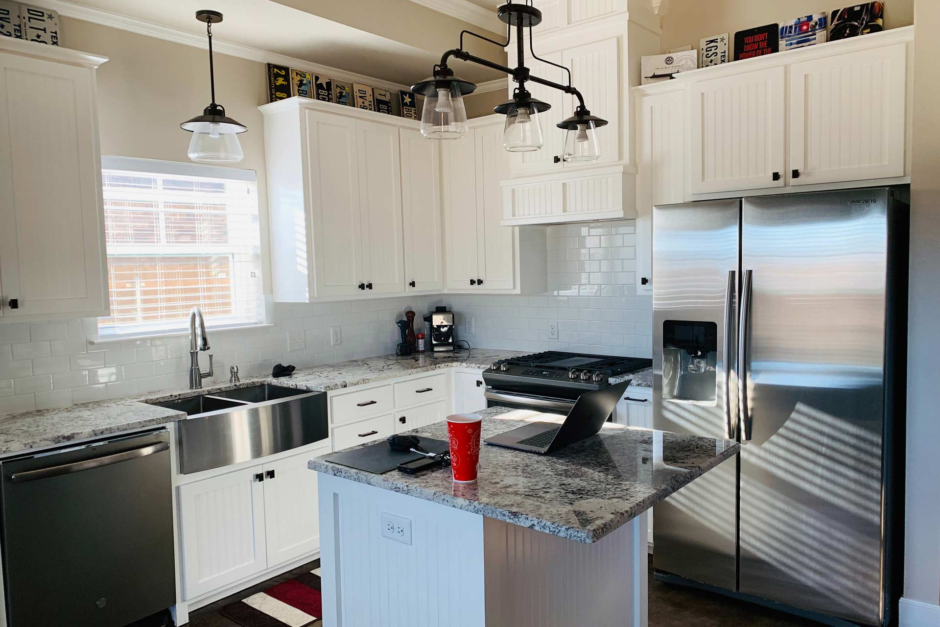 How Do You Update a Small Condo?